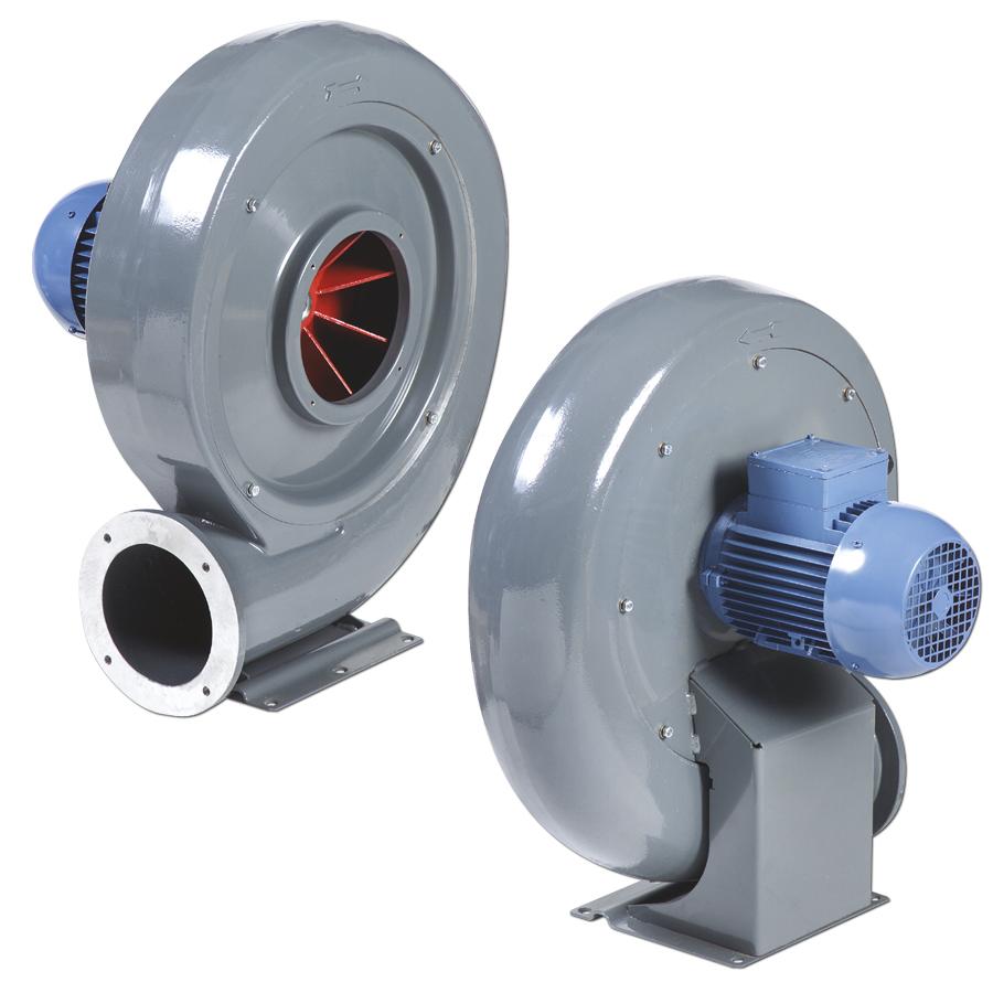 Centrifugaal Ventilatoren