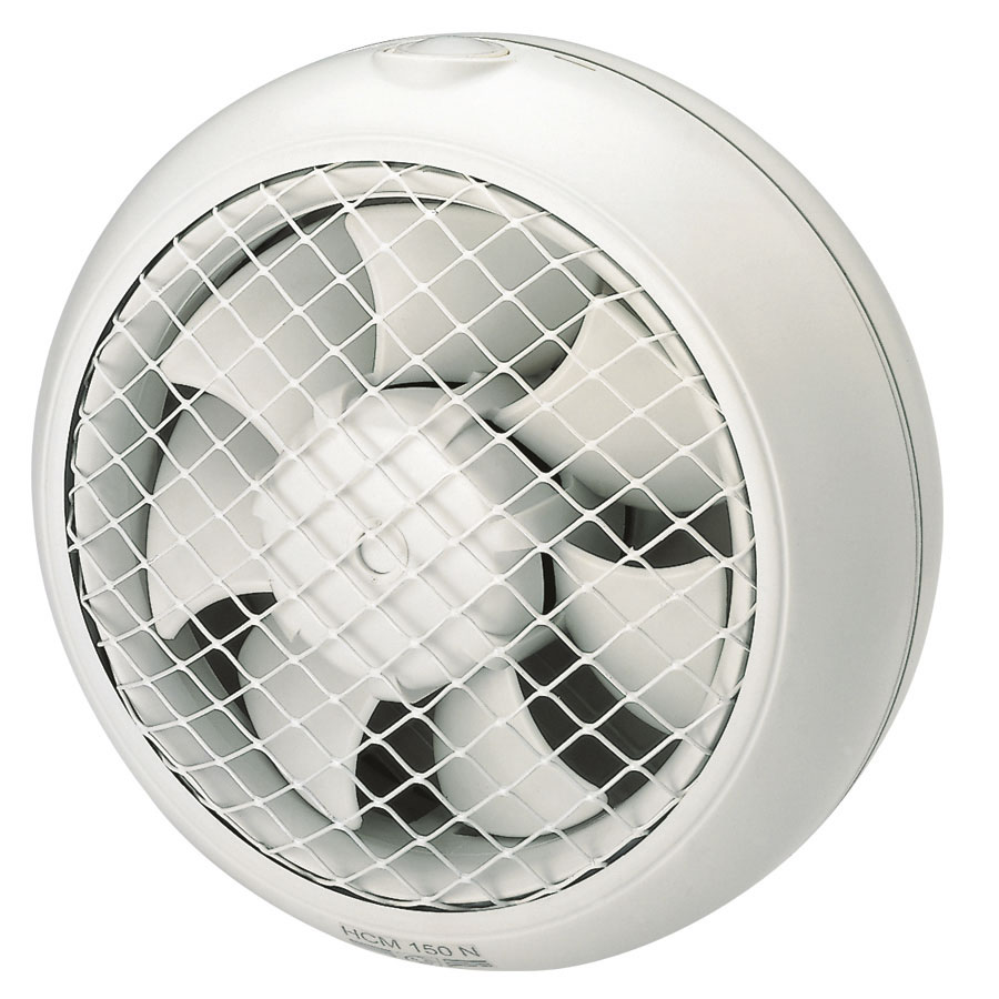 Wall or Window Extract Fans