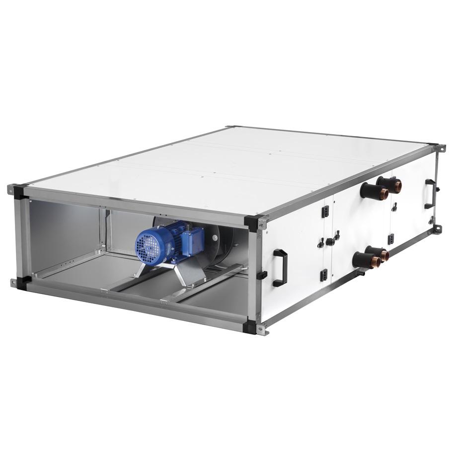 Unidades de tratamiento de aire