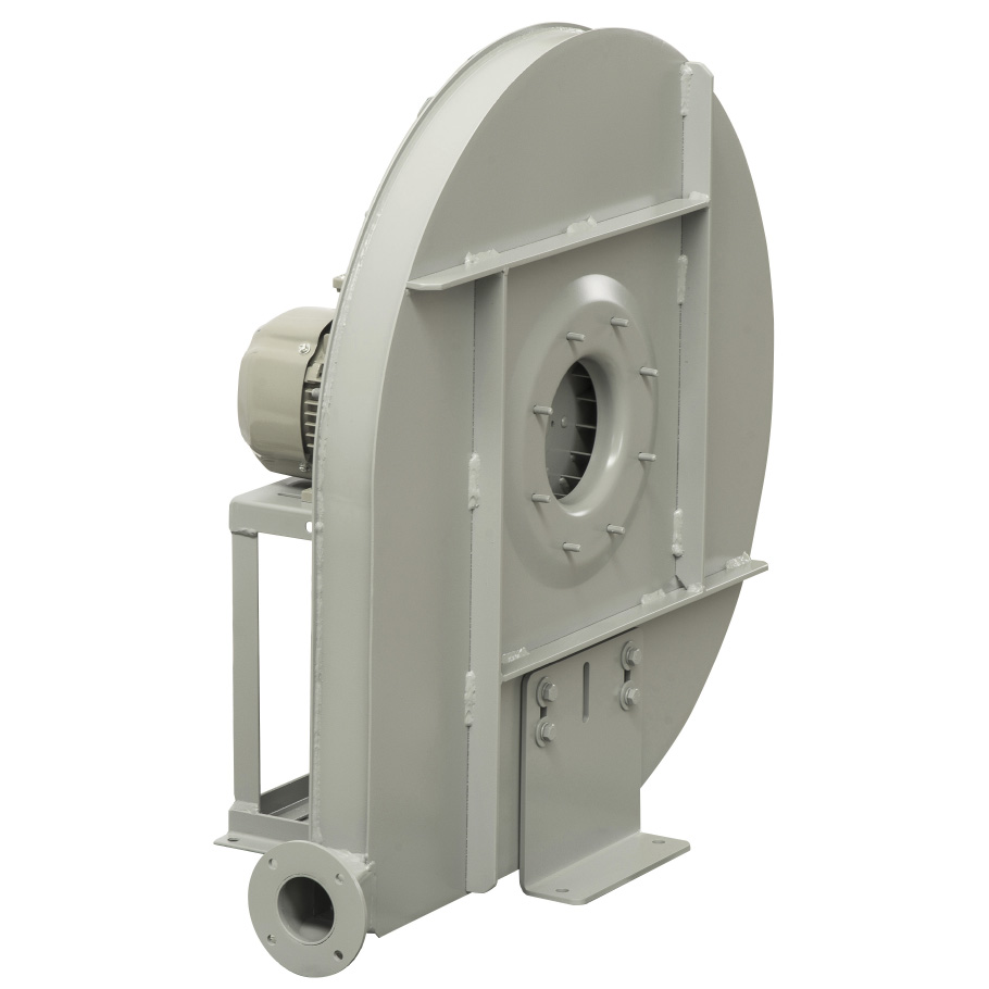 High pressure centrifugal fans with forward curved impeller