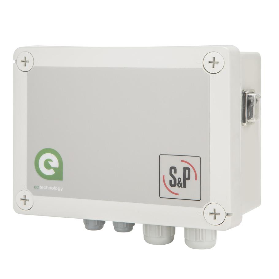 Elementos inteligentes para demanda controlada de ventilación