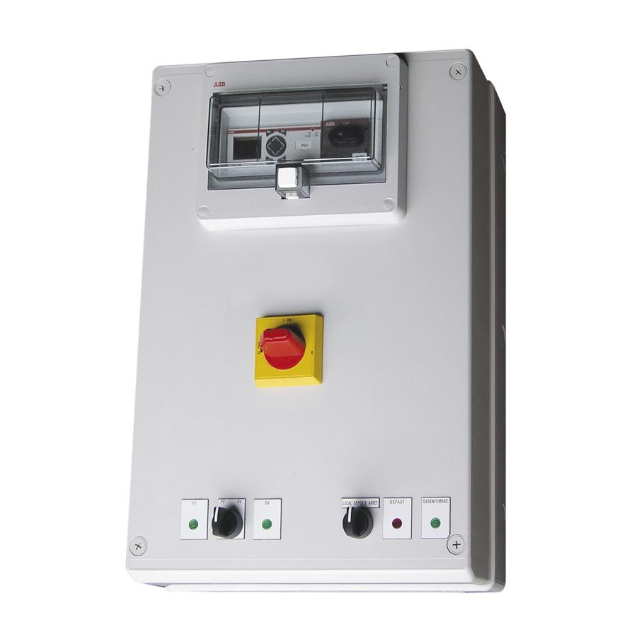 Sistemas de control para la ventilación de aparcamientos