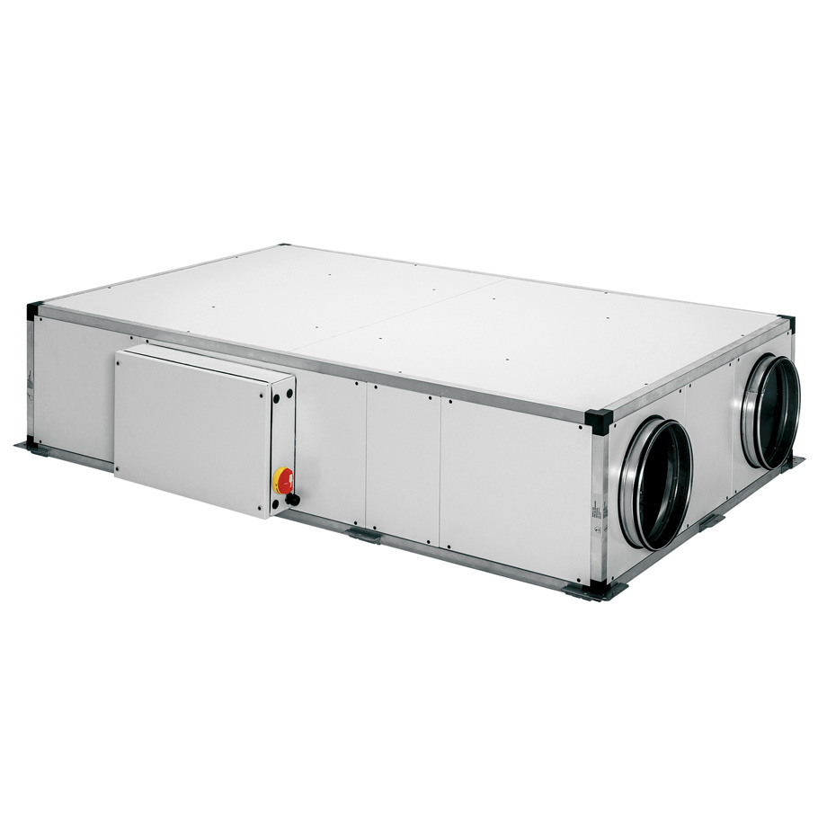 Counter Flow Heat Recovery Units