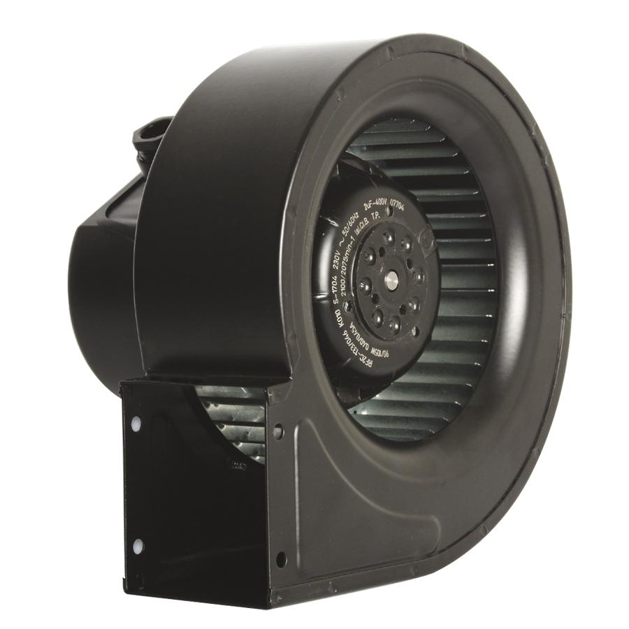 Ventilateurs centrifuges basse pression