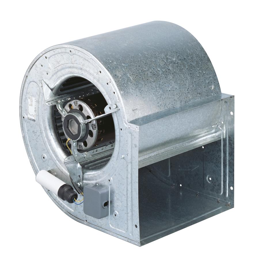 Enkelaanzuigende centrifugaal ventilatoren