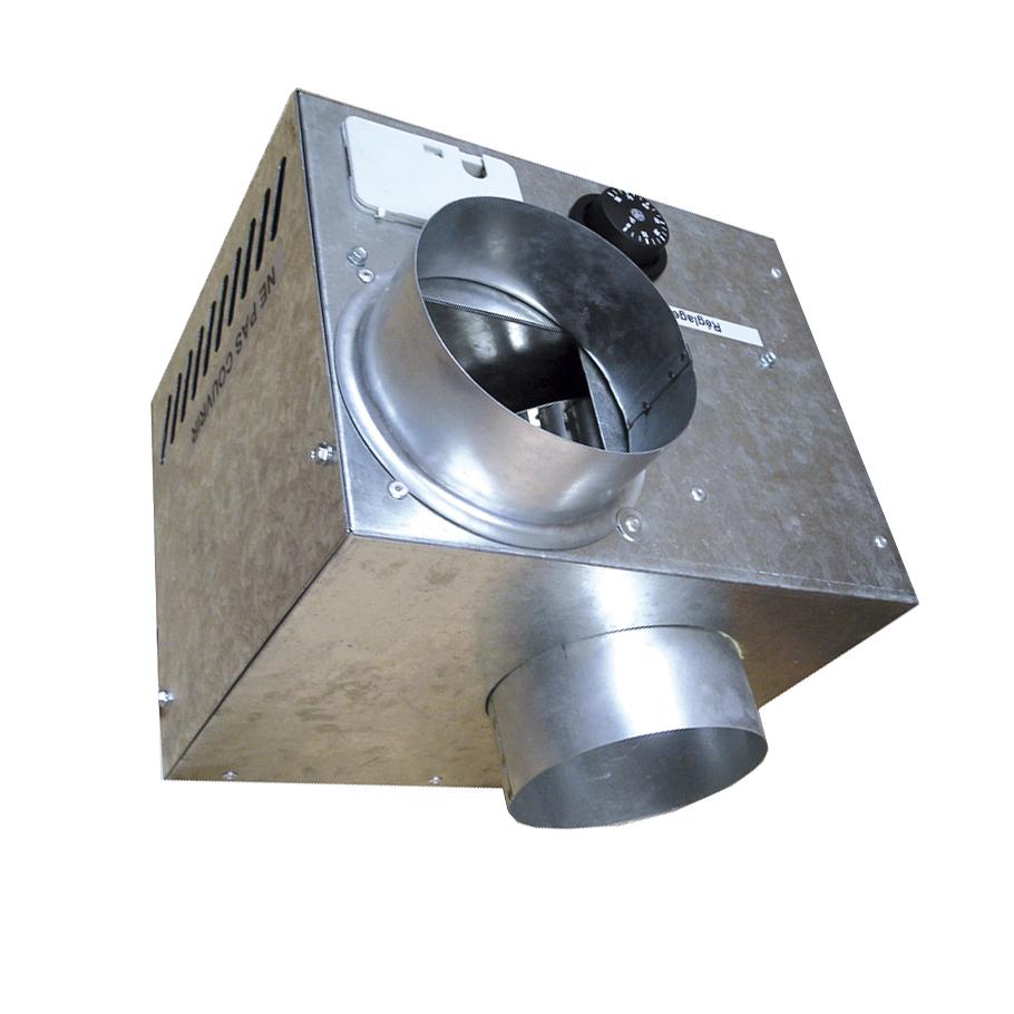 Вентиляторы для распределения теплого воздуха