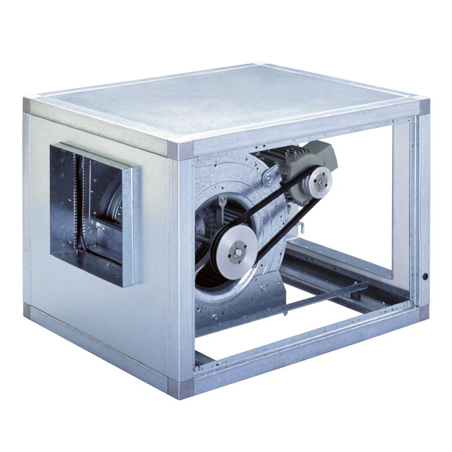 Cajas de ventilación ATEX