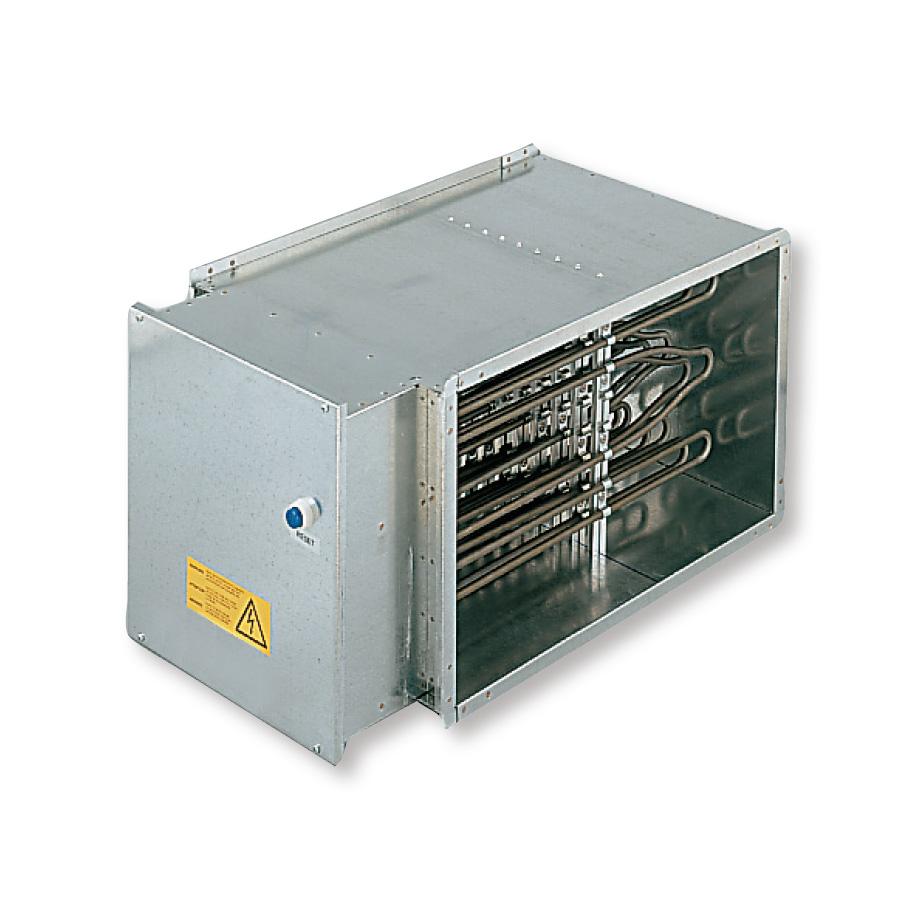 Baterías eléctricas de calefacción