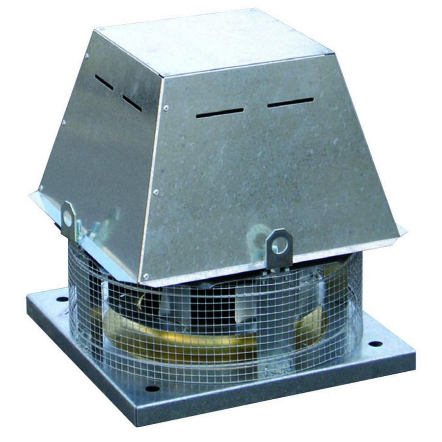 ATEX Ventilatoren voor explosiegevaarlijke omgevingen