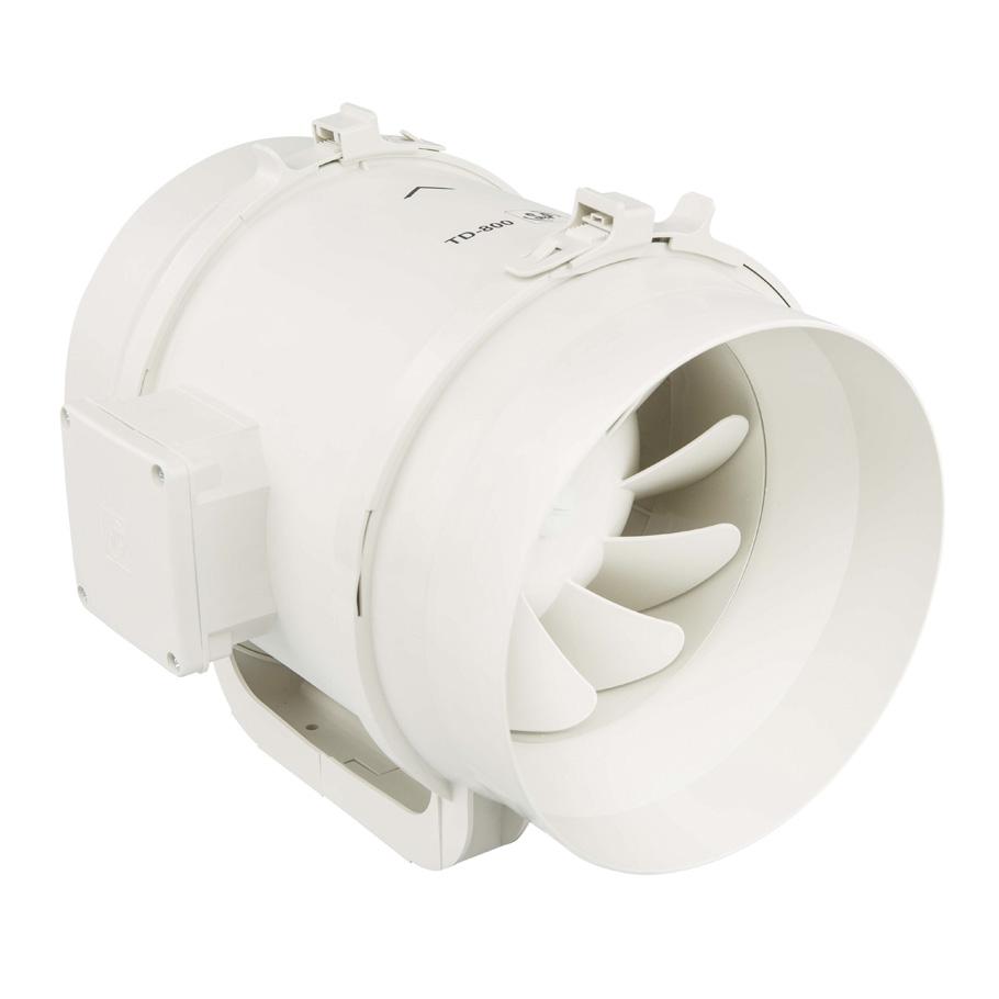 Ventilateurs de gaine circulaires