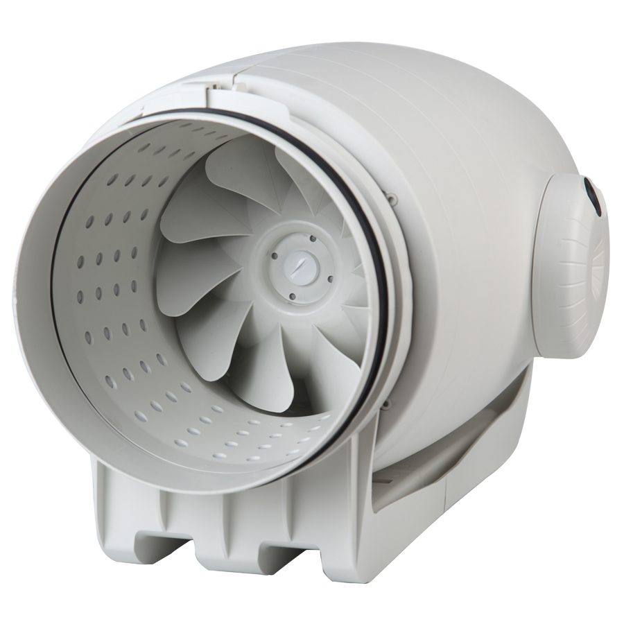 In-line circular duct fans