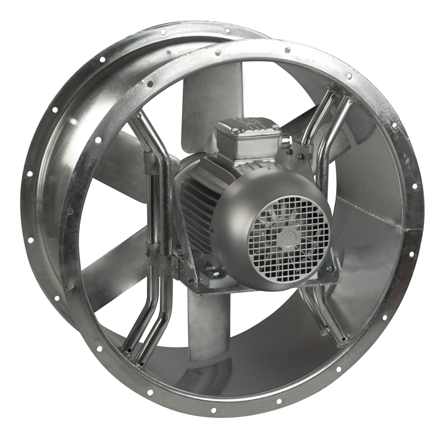 Smoke Extract Fans