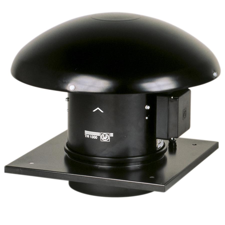 Ventiladores de tejado ATEX