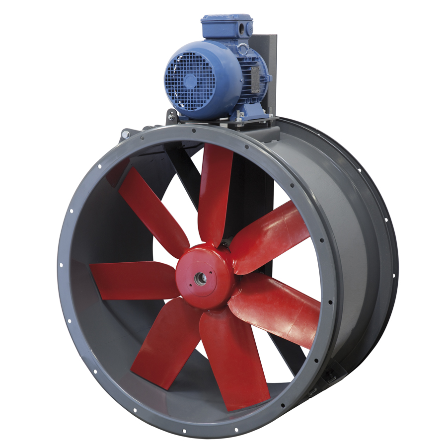 Axial Flow ATEX Fans and Jet Fans