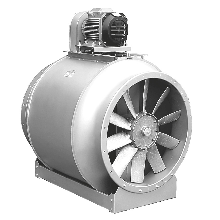 Axiale ventilatoren