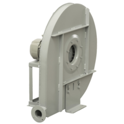 High pressure with forward blades impeller