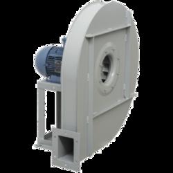 High pressure with backward blades impeller