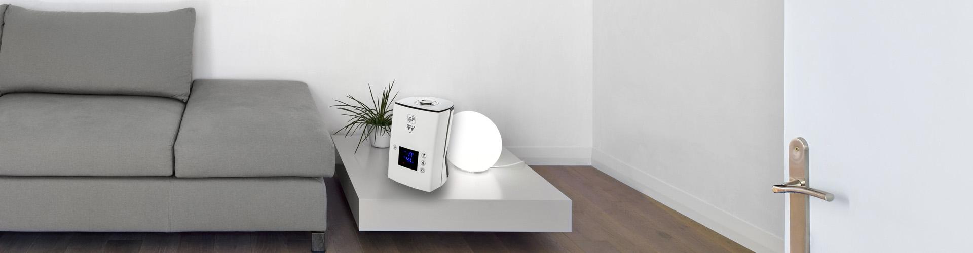 Tratamiento de aire residencial