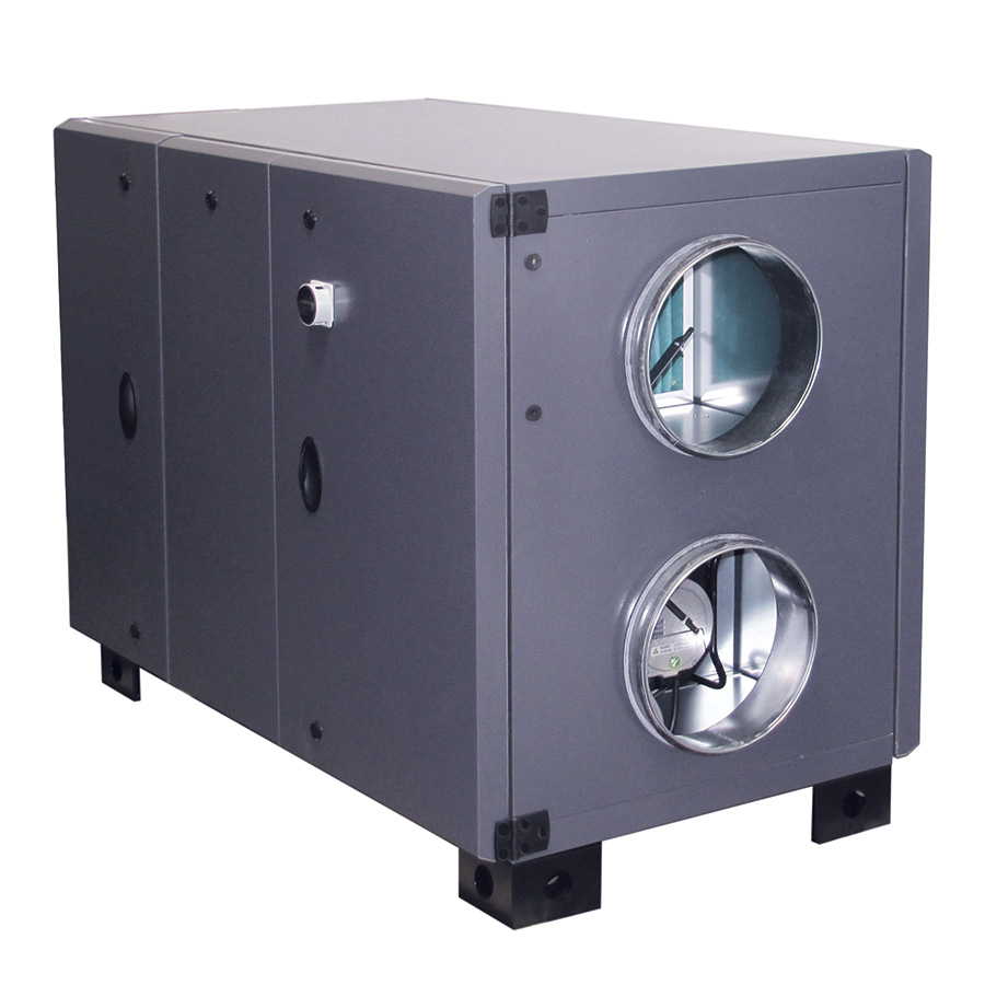 Heat Recovery Units with Rotatory Wheel