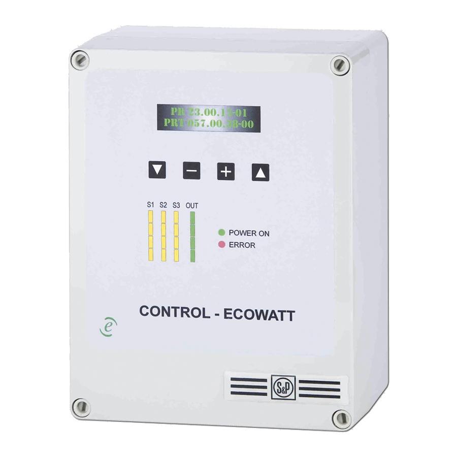 CONTROL ECOWATT AC/DC (90-260Vac 50y60HZ)