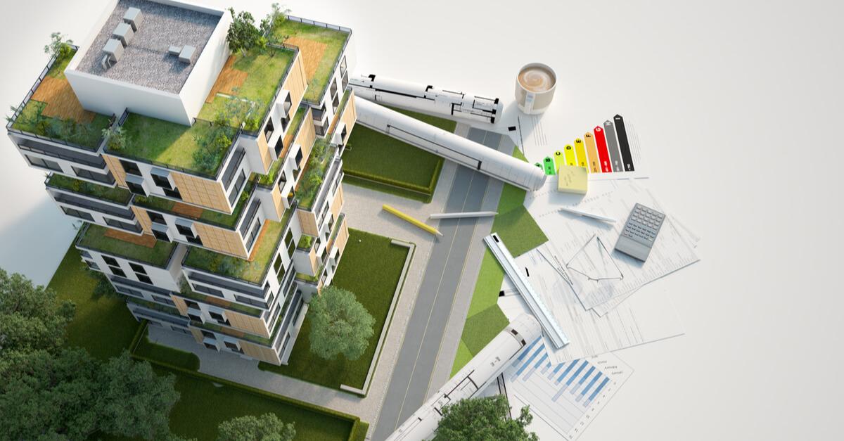 Sistemas de construcción industrializada: más eficiencia y sostenibilidad