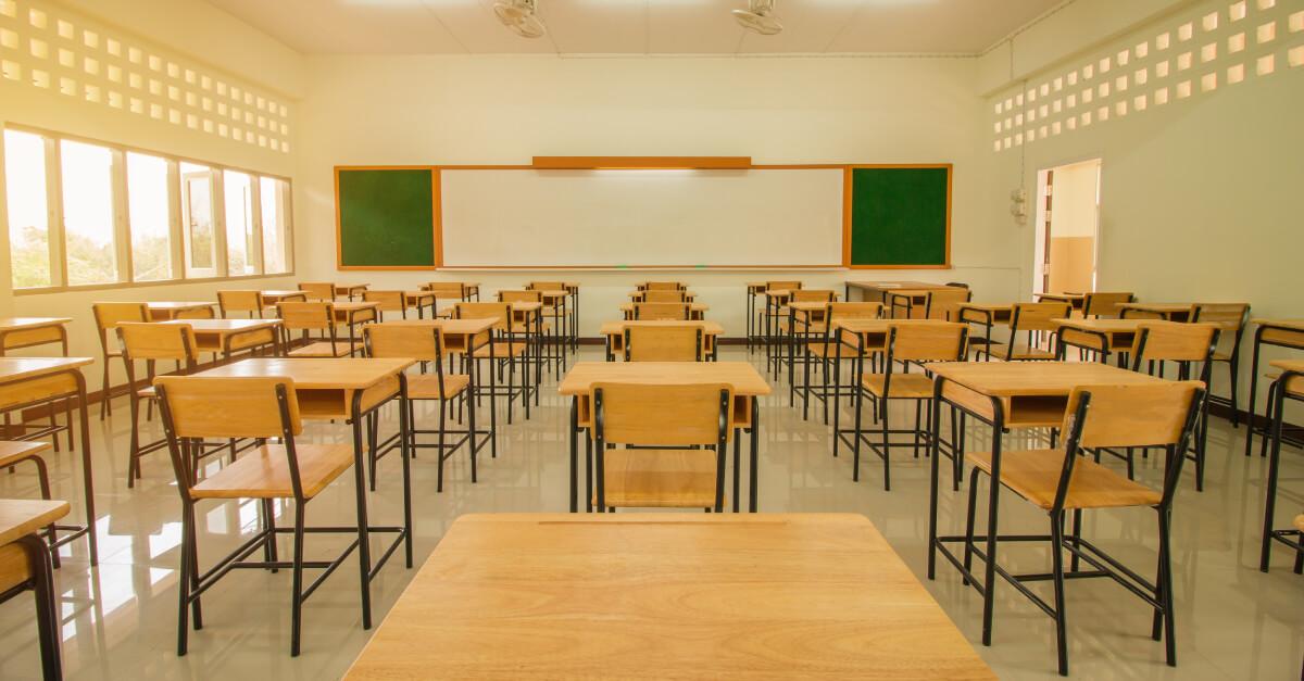 La calidad del aire interior en centros educativos