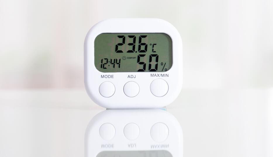 ¿Qué son las condiciones termohigrométricas?