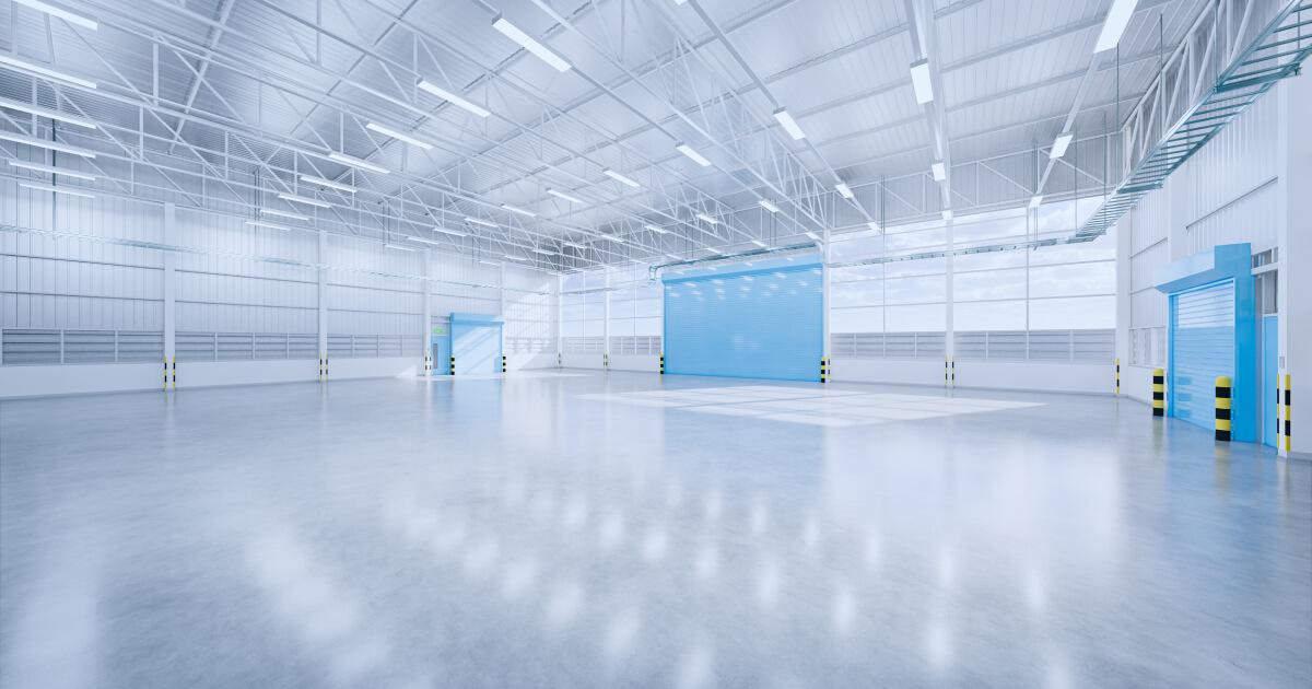 Soluciones de construcción pasiva en edificios industriales