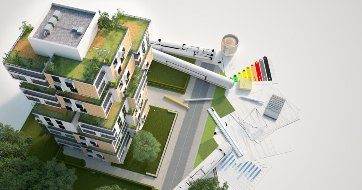 Eficiencia energética y su papel en la construcción