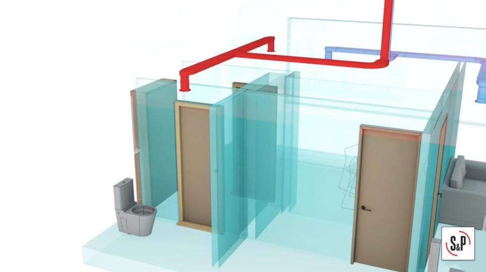 Modelado BIM y EasyVent: generador de objetos BIM