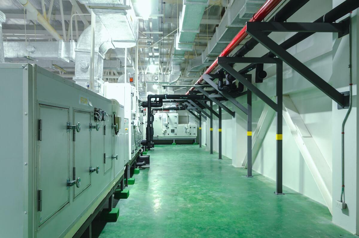 Unidad de tratamiento del aire (UTA): tipos y calidad del aire interior