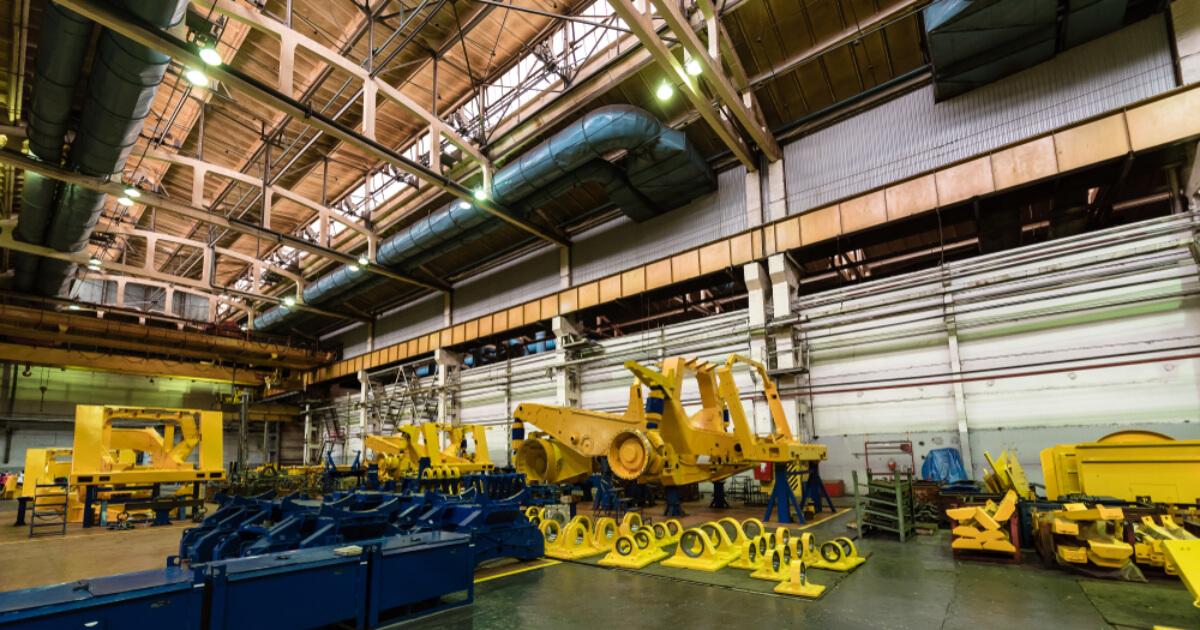 ¿Qué tipo de sistema de ventilación es adecuado para cada nave industrial?