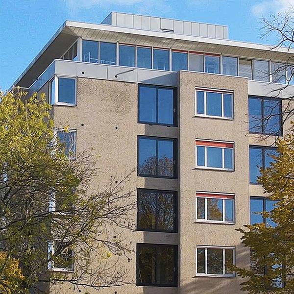 Herbestemming Rabobank naar 44 appartementen