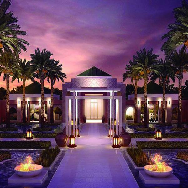Hotel Ritz-Carlton Rabat
