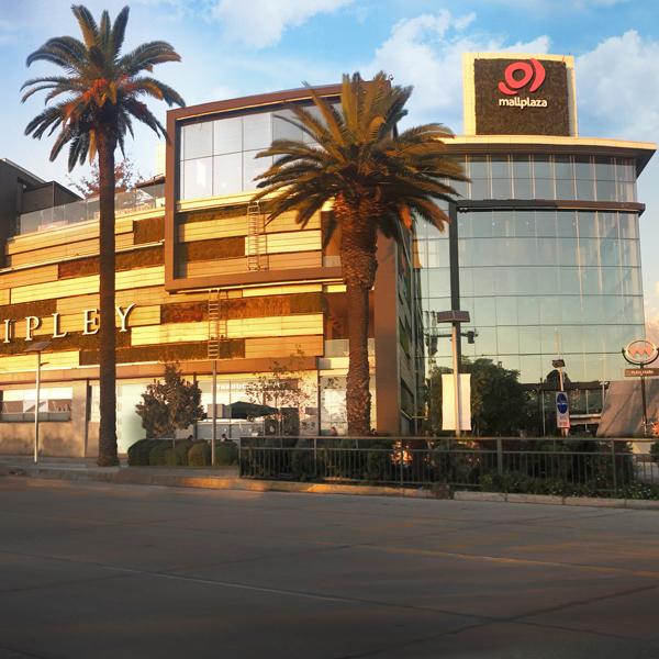 Mall Plaza Egaña
