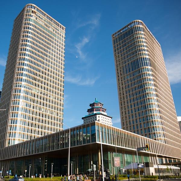Отель и БЦ Talan Towers