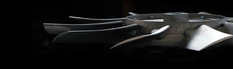 <br/>VENTILATORI INDUSTRIALI<br/>centrifughi & assiali