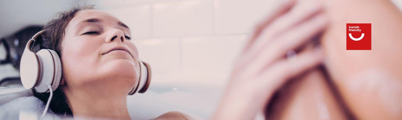 Silent Dual<br/>La única opción inteligente<br/>en extractores de baño