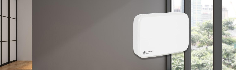 AirSens®, sensores inteligentes<br/> de calidad de aire